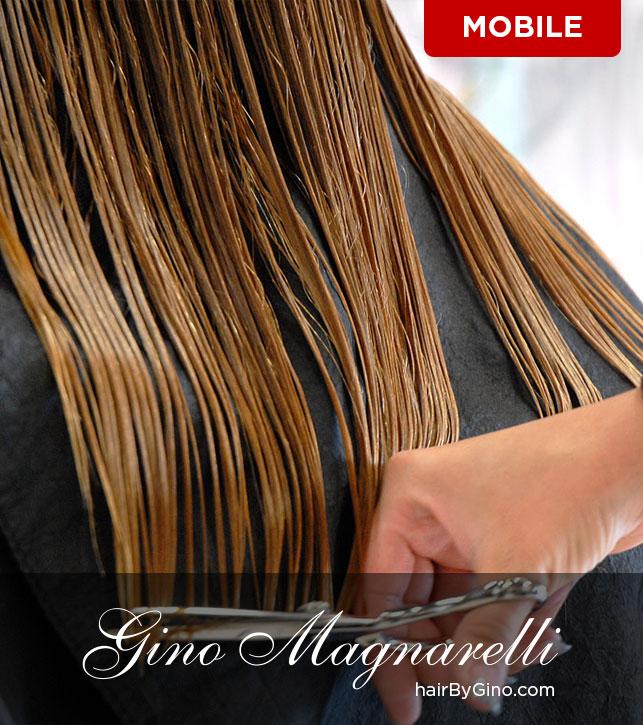 hair by gino in dallas, tx - Gino Magnarelli